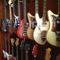 Photo taken at Rudy's Music Soho by Long Beach Huntington on 6/12/2013