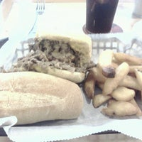 Photo taken at Philly Cheesesteak House by Ricky B. on 8/7/2013