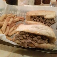 Photo taken at Philly Cheesesteak House by Ricky B. on 9/22/2013