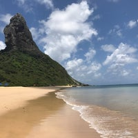 Photo taken at Praia da Conceição by Mare Vieira on 12/20/2017