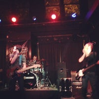 Photo taken at The Pour House Music Hall by Diego R. on 10/20/2012