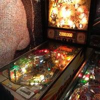 Photo taken at 16-Bit Bar+Arcade by Kyle W. on 12/7/2016