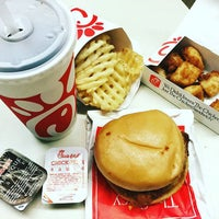 Photo taken at Chick-fil-A Mesquite by IamFantastico M. on 2/10/2016