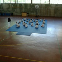 Photo taken at Colegio J.H. Newman by Anci A. on 5/29/2013