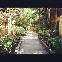 Photo taken at Buri Rasa Village Resort by Lin N. on 10/29/2012