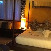 Photo taken at Buri Rasa Village Resort by Lin N. on 10/26/2012