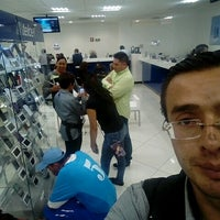 Photo taken at CAC Telcel by Rodolfo V. on 10/20/2016
