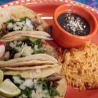 Photo taken at Tacos Mexico Restaurant by Jeff A. on 10/20/2013