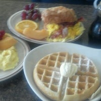 Photo taken at Brigs at the Crossing Restaurant by Jeff A. on 10/12/2012
