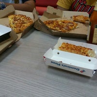 Photo taken at Domino's Pizza by Muhd M. on 3/9/2016