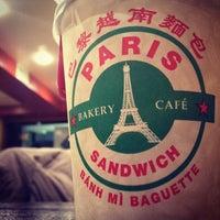 Photo taken at Paris Sandwich by kenyatta c. on 12/16/2012