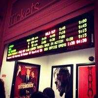 Photo taken at BAM Rose Cinemas by kenyatta c. on 11/26/2012