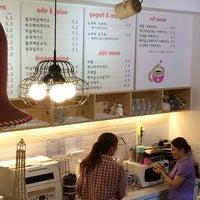 Photo taken at cafe noriter by Hyonam K. on 8/24/2014
