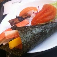 Foto tirada no(a) Aki Healthy Food por Marcell Urataki M. em 10/4/2012