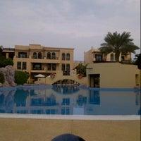 Photo taken at Novotel (Al Dana Resort) by Rashed S. on 11/19/2012