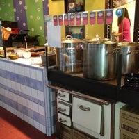 Das Foto wurde bei Souper! Die Suppenkueche von Frank R. am 11/17/2012 aufgenommen