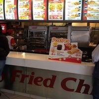 Photo taken at KFC by Alex R. on 10/12/2012