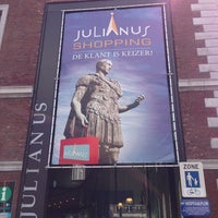 Photo taken at Julianus Shopping by Oliver T. on 8/17/2013