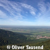 Photo taken at Hoher Fels by Oliver T. on 10/3/2013