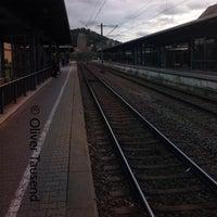 Photo taken at Bahnhof Herrenberg by Oliver T. on 6/3/2013