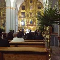 Foto tomada en Ex Convento de Churubusco por Arda C. el 12/9/2012