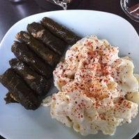 Photo taken at Saklı Bahçe Cafe by Gözde U. on 2/10/2014