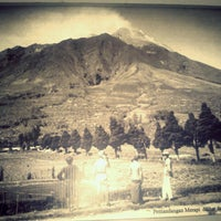 Photo taken at Museum Gunung Api Merapi by Rachmad W. on 12/30/2012