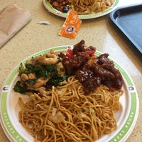 Photo taken at Panda Express by Matt F. on 8/30/2014