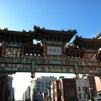 Photo taken at Chinatown by Samantha M. on 2/10/2013