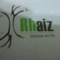 Photo taken at Rhaiz Soluções em RH by Romário Roney B. on 9/19/2012