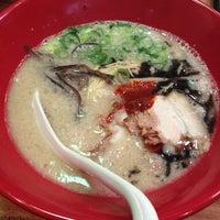 Photo taken at Ippudo by Naoko N. on 11/11/2012