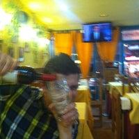 Photo taken at Papa La Pasta by sanz s. on 10/28/2012