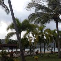 Photo taken at Kaw Kwang Beach Resort by Armz O. on 6/22/2014