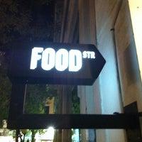 Photo taken at Food Str by Black T. on 11/12/2013