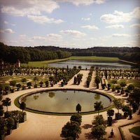 Photo taken at Palace of Versailles by Anton F. on 7/6/2013