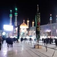 Photo taken at Behesht-e Masoumeh   بهشت معصومه by 👑Frnz S. on 12/9/2015
