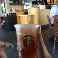 Photo taken at Starbucks by Khanh L. on 8/12/2014