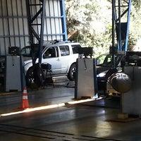Photo taken at Planta de Revisión Técnica SGS by Claudio C. on 3/19/2013