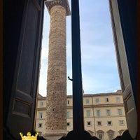 Photo taken at Edicola Piazza Colonna by Ginevra G. on 5/26/2016