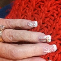 Photo taken at LT Nails by Kathy I. on 12/26/2013
