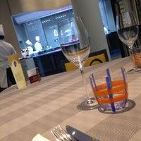 Photo taken at Daniel Cucina Italiana Contemporanea by Gabriele T. on 2/1/2014