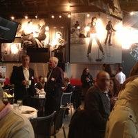 Photo taken at CBS Scene Restaurant & Bar by Larry L. on 11/15/2012
