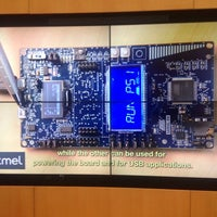 Photo taken at Atmel Corporation by Kevin D. on 10/21/2014