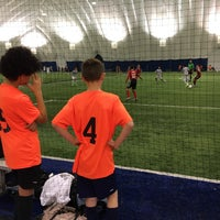 Photo taken at Soccer Centers by Chris S. on 12/13/2015
