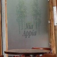 Photo taken at Via Appia by Lara S. on 11/30/2012
