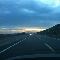 Photo taken at İzmir - Çanakkale Yolu by Umut U. on 10/28/2012