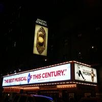 Foto tirada no(a) Eugene O'Neill Theatre por Chris L. em 2/1/2013