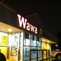 Photo taken at Wawa by Chris L. on 12/21/2012