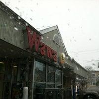 Photo taken at Wawa by Chris L. on 12/29/2012