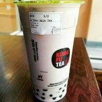 Das Foto wurde bei Kung Fu Tea von Kal El am 5/10/2016 aufgenommen